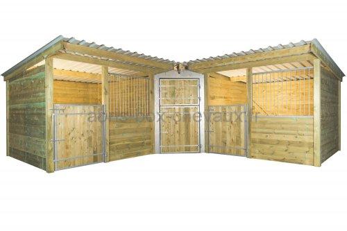 Abri De Jardin D Angle - Idées De Décoration - Orrtese.com